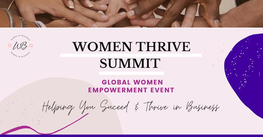 Women Thrive Summit